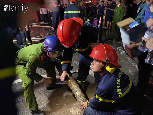 Danh tính 2 cô gái trẻ tử vong thương tâm trong vụ cháy tòa nhà ngân hàng dầu khí ở Thanh Hóa - Ảnh 5.