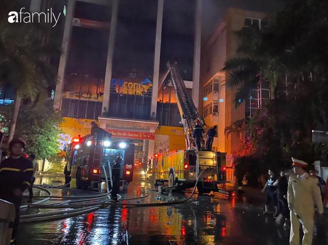 Danh tính 2 cô gái trẻ tử vong thương tâm trong vụ cháy tòa nhà ngân hàng dầu khí ở Thanh Hóa - Ảnh 6.