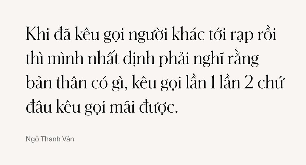 """Ngô Thanh Vân và chuyện """"Đả nữ gác kiếm"""" ngồi đợi hàng giờ liền như cô sinh viên chỉ để nói với ekip quốc tế: Tôi đã làm một bộ phim Việt rất tử tế! - Ảnh 12."""