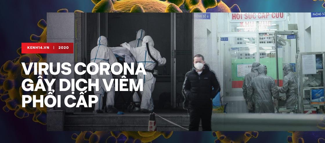 Virus corona hoành hành tại Trung Quốc và châu Á