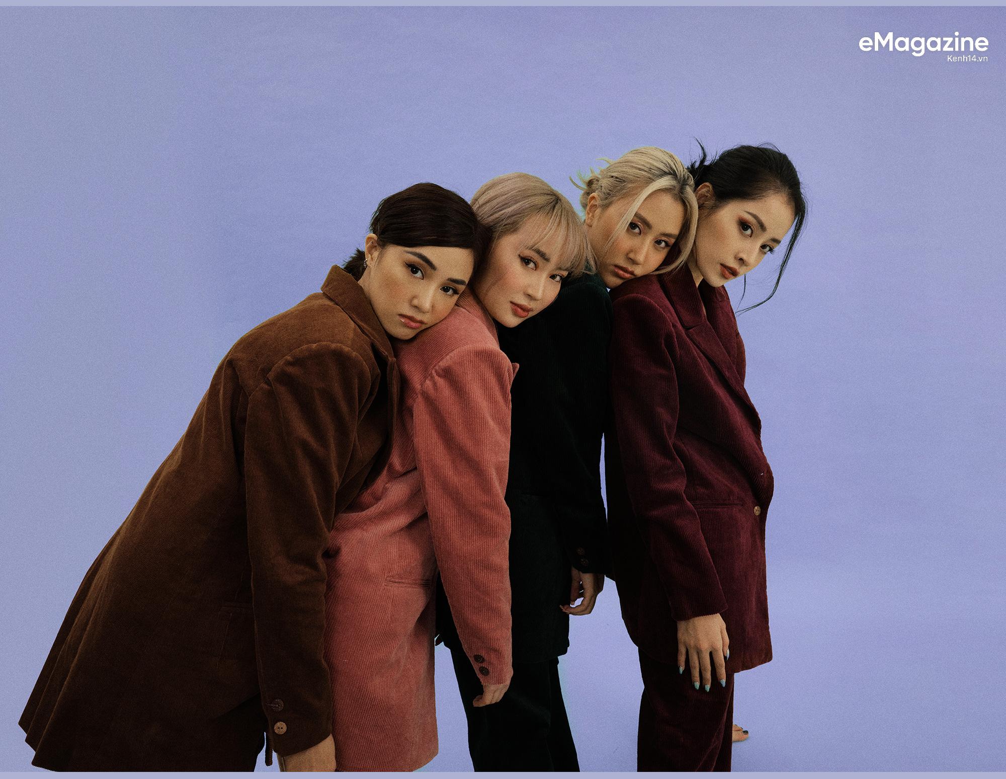 Chi Pu - Quỳnh Anh Shyn - Salim - SunHT: Không chỉ xinh đẹp và nổi tiếng, 4 cô gái này còn là hội bạn thân quyền lực nhất Việt Nam - Ảnh 11.