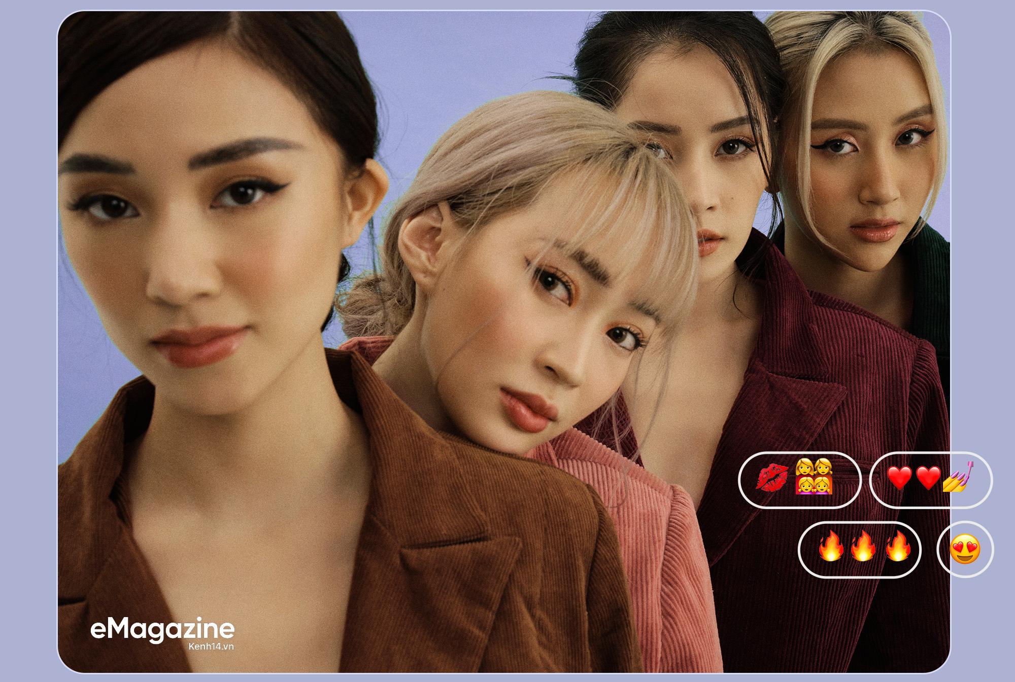 Chi Pu - Quỳnh Anh Shyn - Salim - SunHT: Không chỉ xinh đẹp và nổi tiếng, 4 cô gái này còn là hội bạn thân quyền lực nhất Việt Nam - Ảnh 22.
