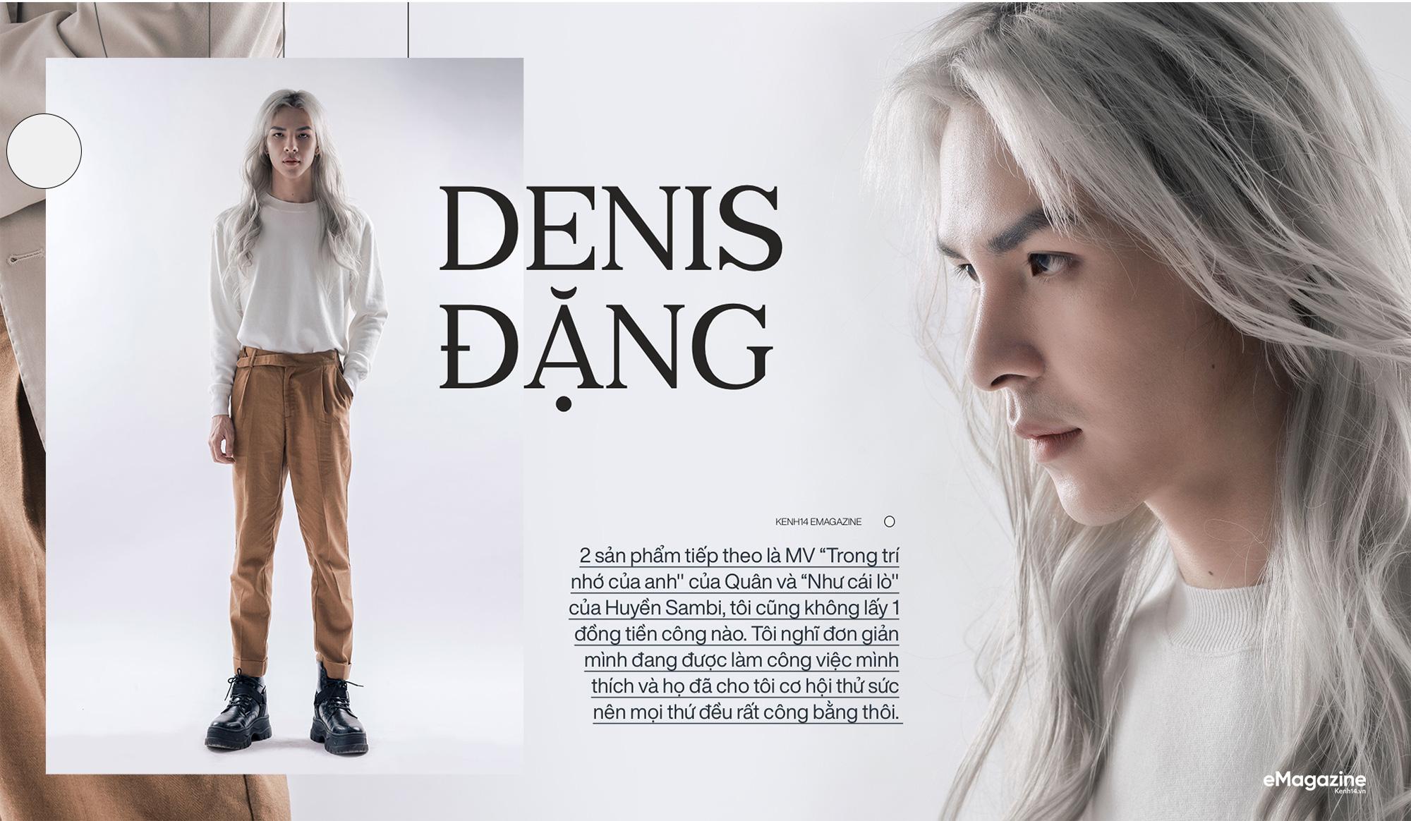 """Denis Đặng: Là """"giám đốc sáng tạo hay """"đạo cụ sân khấu cũng được, chỉ cần được sống với đam mê - Ảnh 6."""