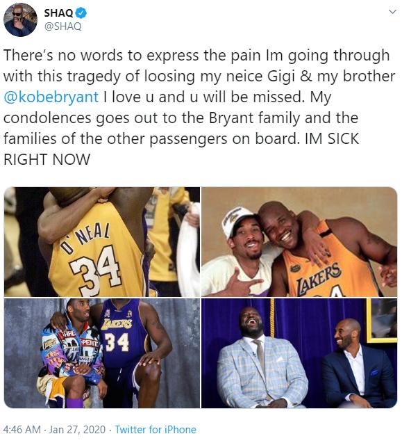BÀNG HOÀNG: Cả thế giới tiếc thương trước sự ra đi đột ngột của huyền thoại Kobe Bryant và con gái - Ảnh 3.