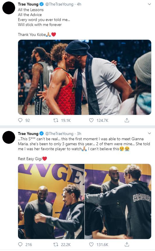 BÀNG HOÀNG: Cả thế giới tiếc thương trước sự ra đi đột ngột của huyền thoại Kobe Bryant và con gái - Ảnh 6.