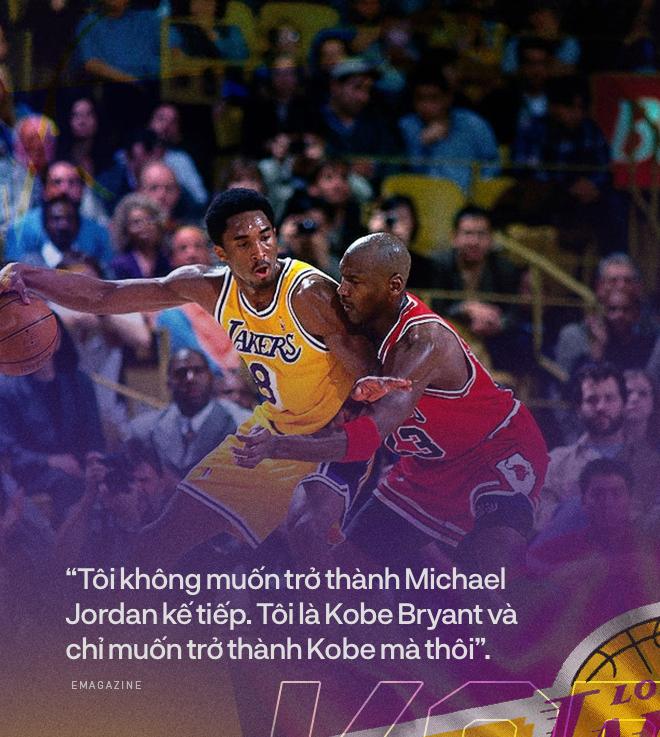 Kobe Bryant: Người hùng sẽ đến rồi đi, nhưng huyền thoại sẽ sống mãi - Ảnh 14.