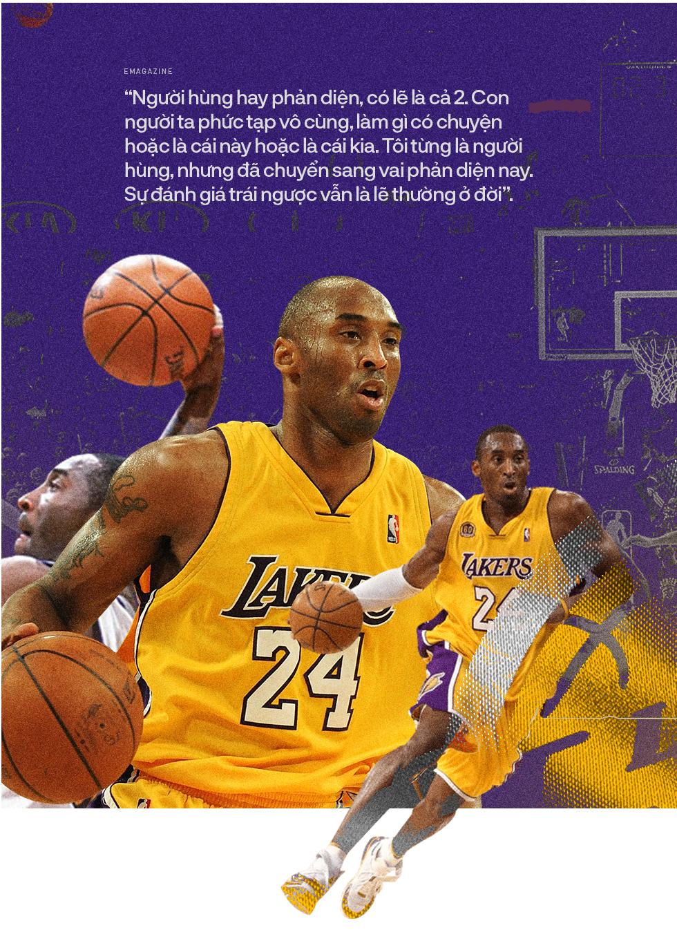 Kobe Bryant: Người hùng sẽ đến rồi đi, nhưng huyền thoại sẽ sống mãi - Ảnh 15.