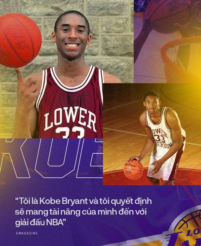 Kobe Bryant: Người hùng sẽ đến rồi đi, nhưng huyền thoại sẽ sống mãi - Ảnh 4.