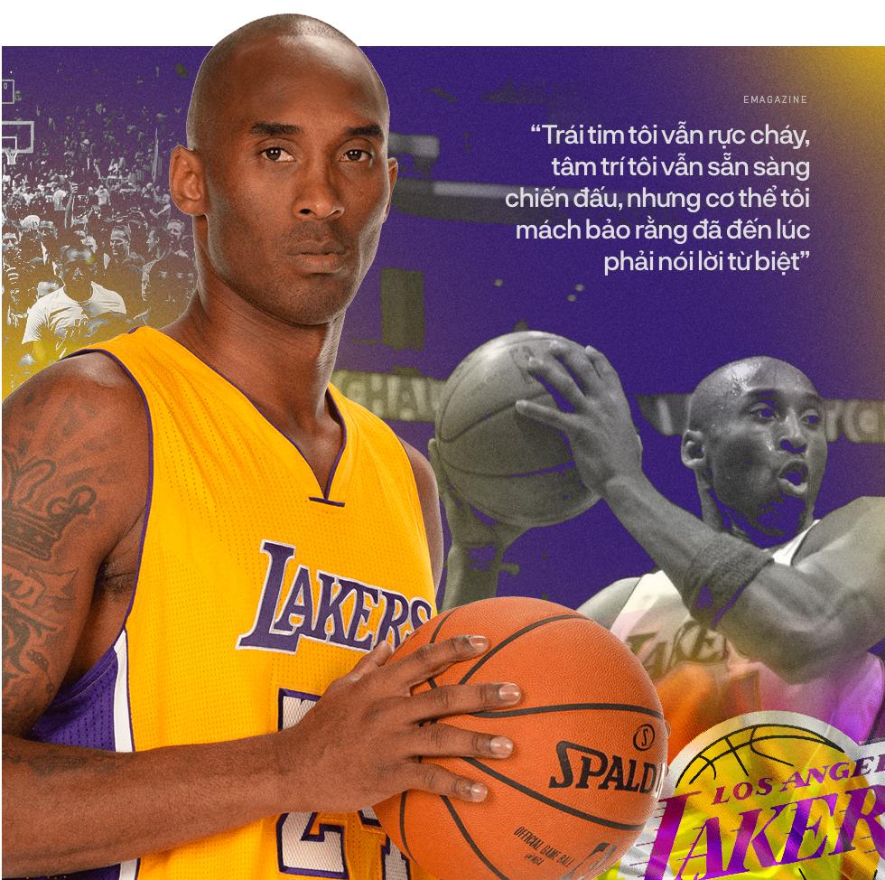 Kobe Bryant: Người hùng sẽ đến rồi đi, nhưng huyền thoại sẽ sống mãi - Ảnh 12.