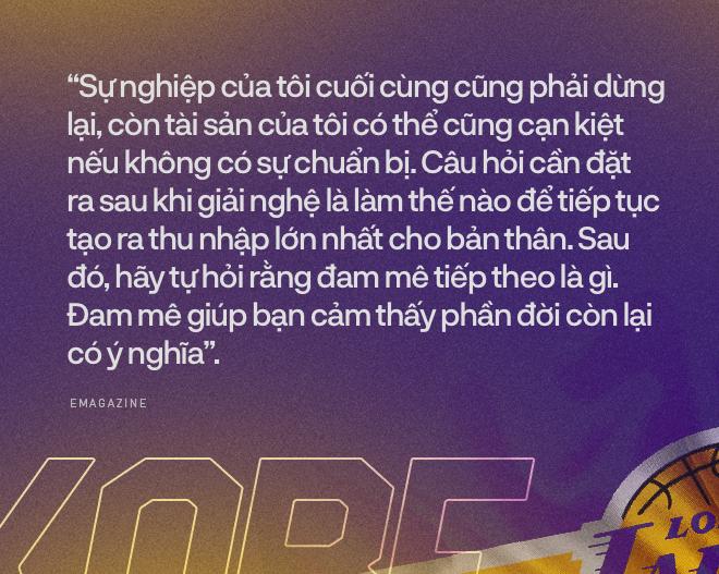 Kobe Bryant: Người hùng sẽ đến rồi đi, nhưng huyền thoại sẽ sống mãi - Ảnh 17.