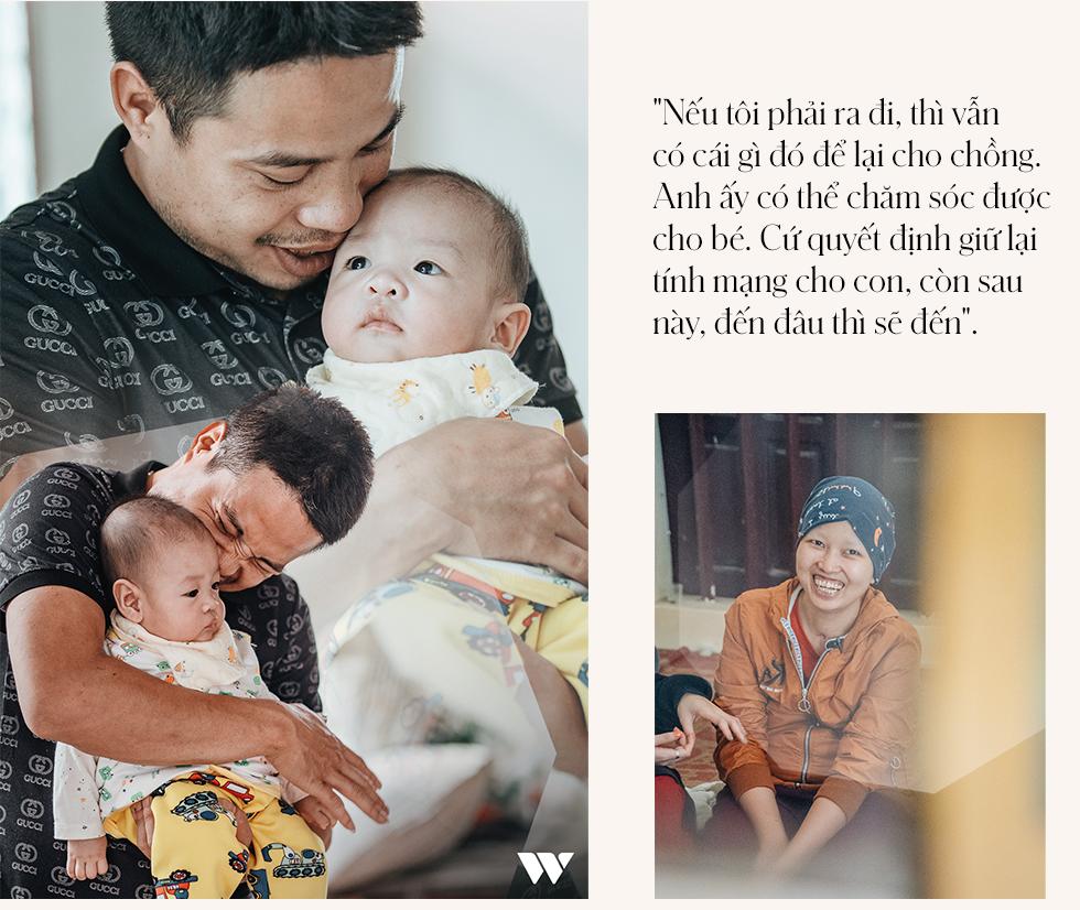 Đỗ Bình An đã được 6 tháng tuổi: Câu chuyện phi thường của người mẹ ung thư giai đoạn cuối, quyết sinh con bằng tất cả tình yêu thương và lòng dũng cảm - Ảnh 14.