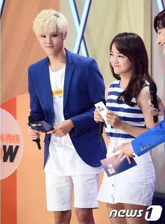 Khoảnh khắc chênh chiều cao thòng tim giữa idol nam và nữ: EXO - Red Velvet như phim, Jin (BTS) toàn dìm đồng nghiệp - Ảnh 9.