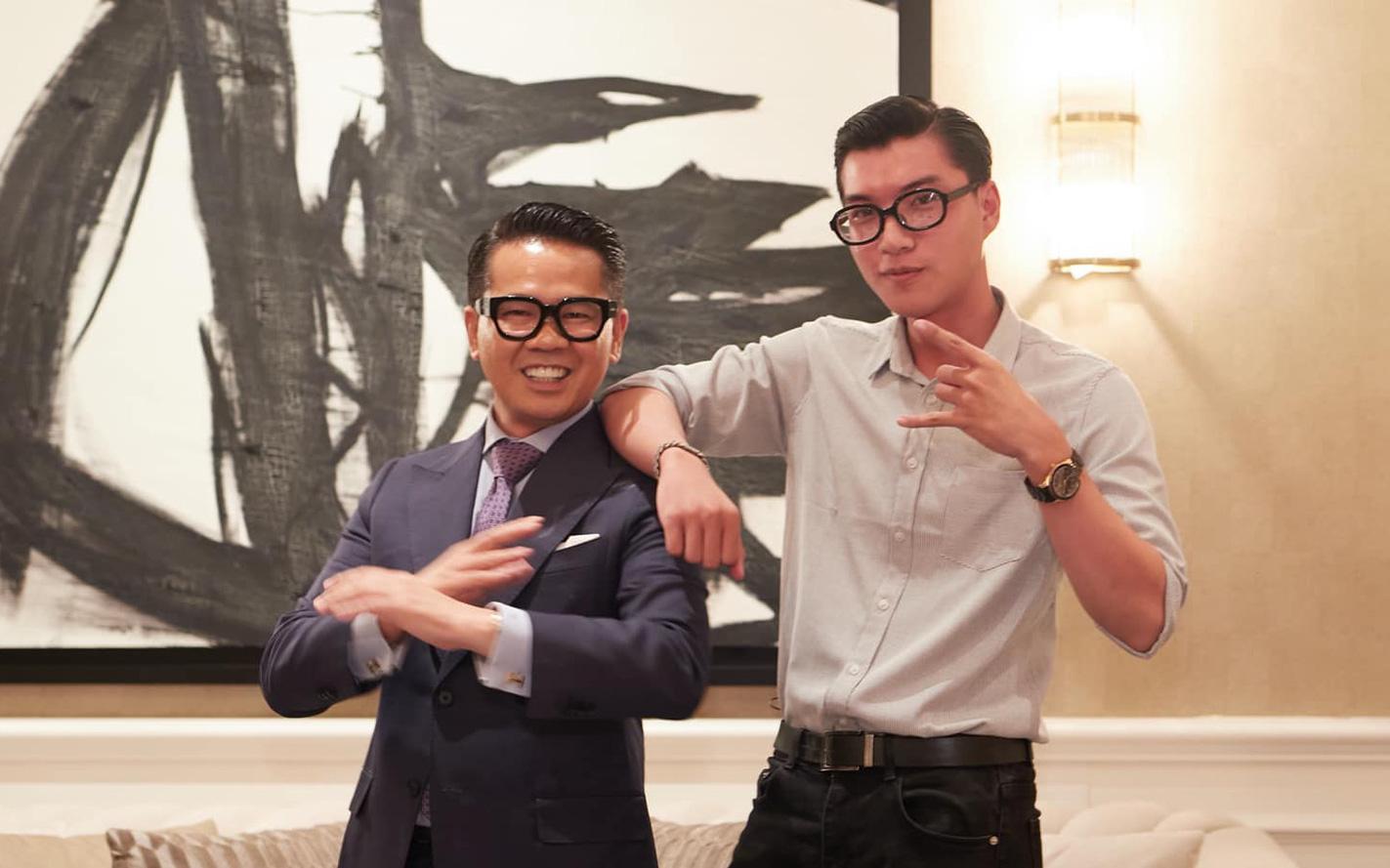 HIEUTHUHAI đưa NTK Quách Thái Công vào bài rap khiến chính chủ thích thú đến mức mời quay hẳn Vlog - kết quả xổ số đà nẵng