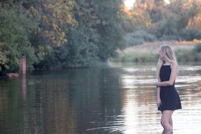 Tìm nơi vắng vẻ nhưng lãng mạn để chụp ảnh kỷ yếu, cô gái quay lại bắt gặp cảnh tượng nóng mắt không biết phải giải quyết ra sao - ảnh 1