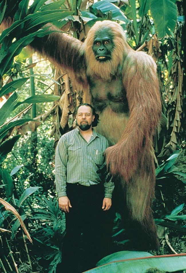 Choáng ngợp trước loạt ảnh những sinh vật khổng lồ nhất từng xuất hiện trên Trái đất khiến con người tự thấy mình chỉ là giống loài tí hon - ảnh 12