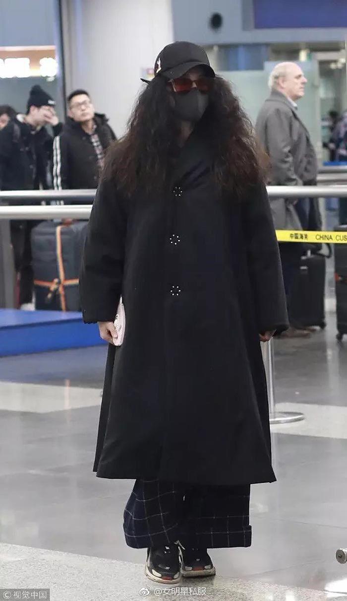 Showbiz Hoa Hàn có những sao nữ mặc đồ xịn mà như đồ chợ, thích phá hàng hiệu hơn cả phá kỷ lục Guinness - Ảnh 5.