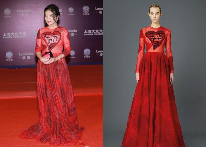 Showbiz Hoa Hàn có những sao nữ mặc đồ xịn mà như đồ chợ, thích phá hàng hiệu hơn cả phá kỷ lục Guinness - Ảnh 8.