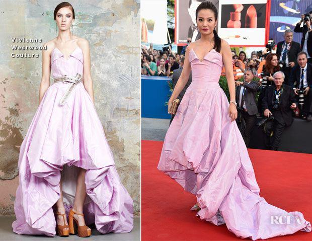 Showbiz Hoa Hàn có những sao nữ mặc đồ xịn mà như đồ chợ, thích phá hàng hiệu hơn cả phá kỷ lục Guinness - Ảnh 7.