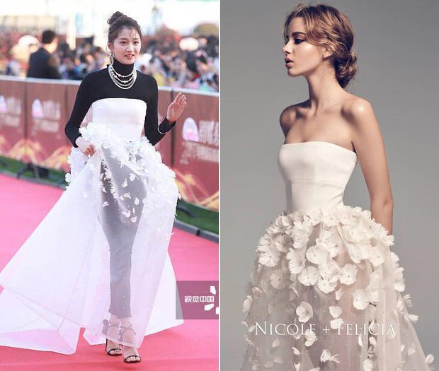 Showbiz Hoa Hàn có những sao nữ mặc đồ xịn mà như đồ chợ, thích phá hàng hiệu hơn cả phá kỷ lục Guinness - Ảnh 13.