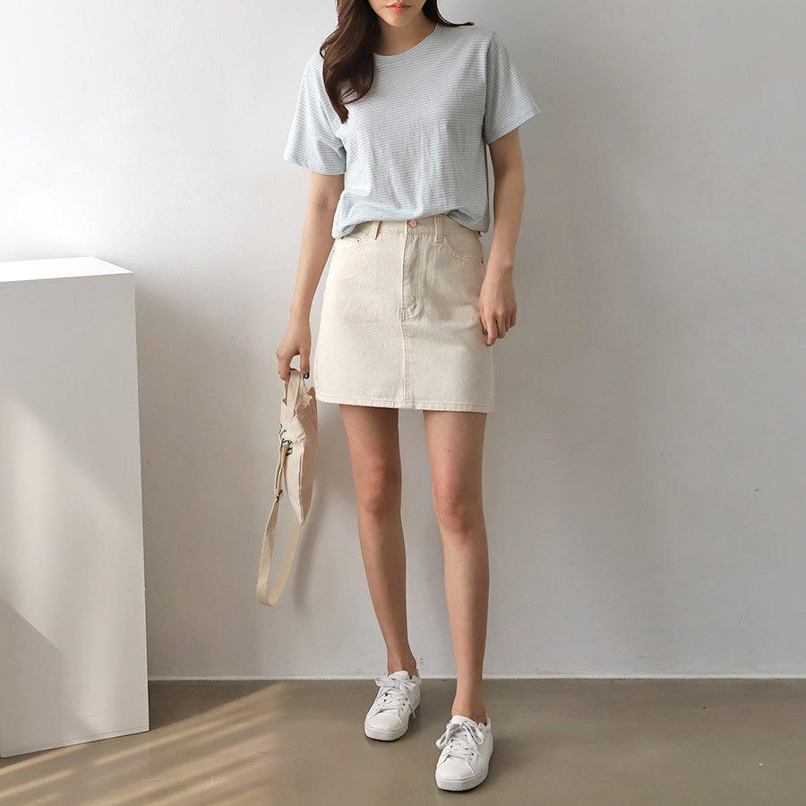 3 kiểu chân váy có khả năng hô biến 5kg, giúp các chị em trông thon thả hơn tức thì - Ảnh 2.