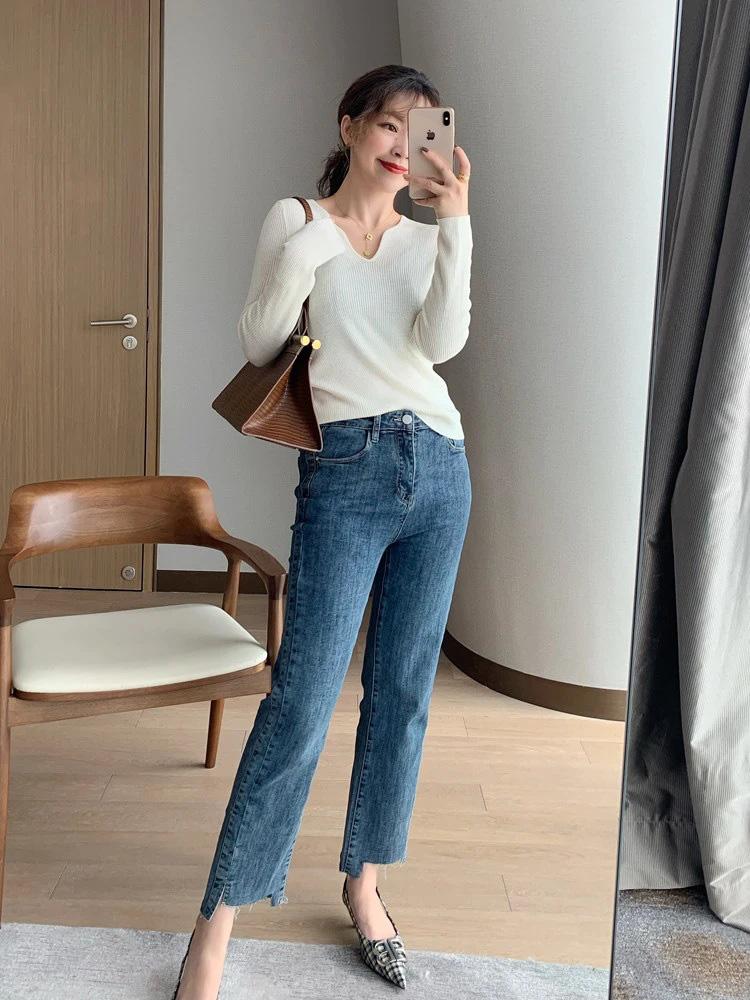 Nàng blogger lên đồ mặc đẹp cả tuần dễ như ăn kẹo với toàn item cơ bản - Ảnh 3.