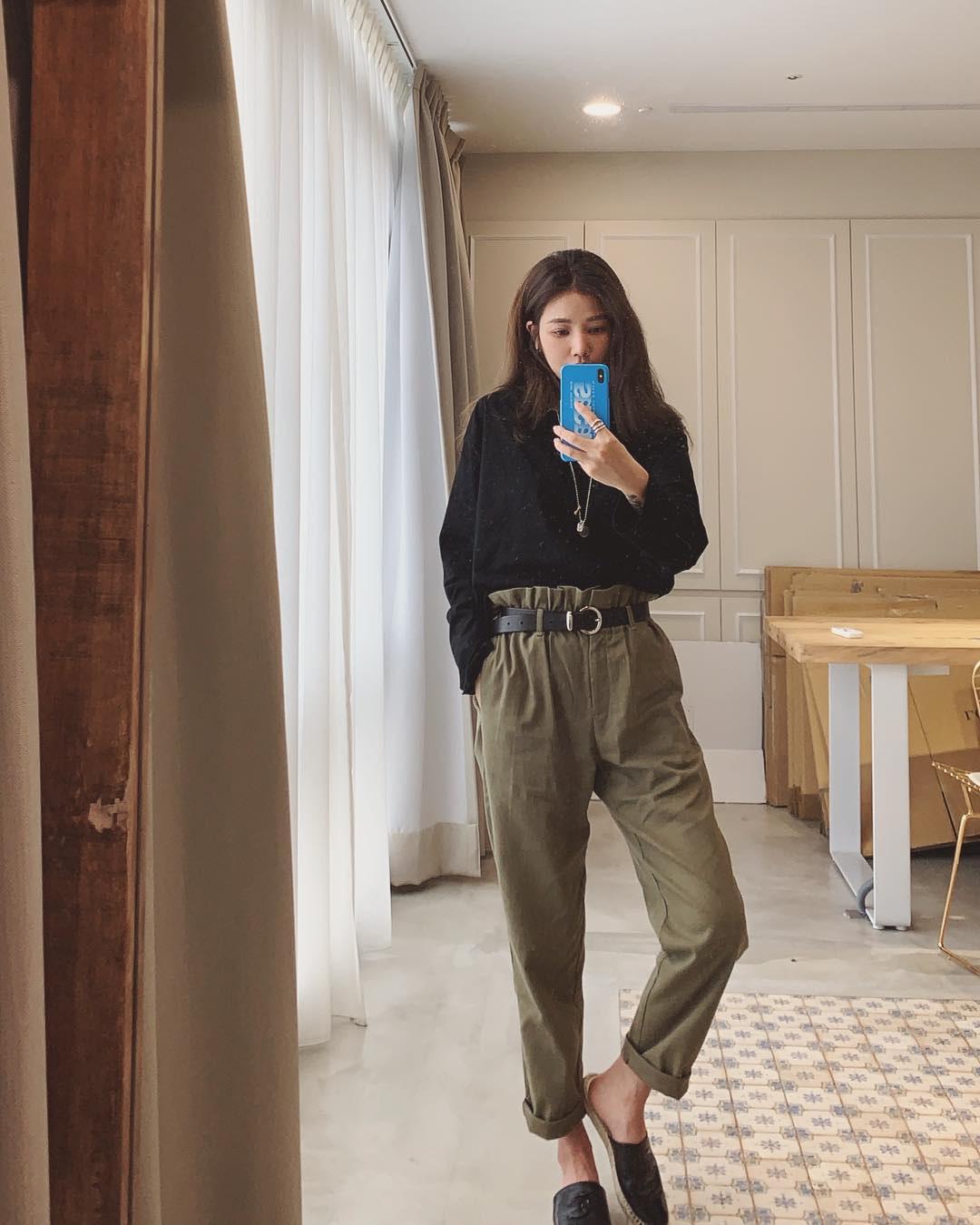 Chân to như cột đình, bạn chỉ cần nhớ 4 tiêu chí chọn quần và váy này thì chân sẽ thon hơn hẳn - Ảnh 4.
