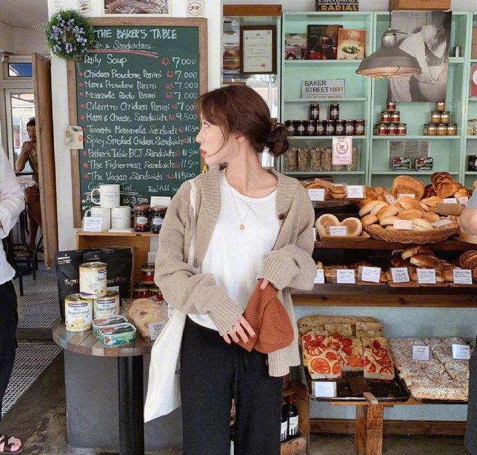 Gái Hàn có 3 style đinh mùa lạnh, muốn sang chảnh hay thoải mái thì bạn cứ áp theo là đẹp - Ảnh 2.