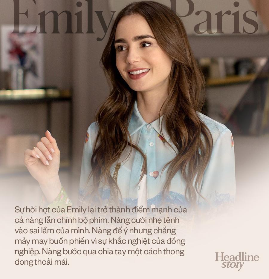 Giữa hiện thực đầy khắc nghiệt và đen tối, Emily In Paris là câu chuyện cổ tích hoang đường mà khán giả toàn cầu cần được đắm chìm? - Ảnh 8.