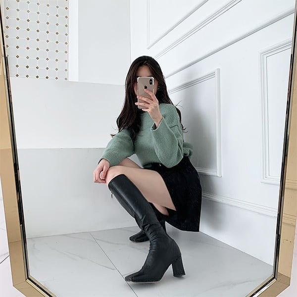 3 kiểu boots được những nàng sành điệu chăm diện nhất mùa lạnh, nàng công sở còn chờ gì mà không sắm - Ảnh 8.