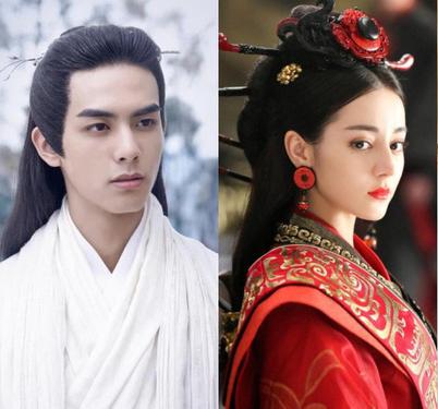 Tống Uy Long: Tân binh chuyên cặp chị lớn trên phim lại thích hôn gái xinh trên phố, cứ đụng cổ trang là bị fan chê tan tành - Ảnh 14.