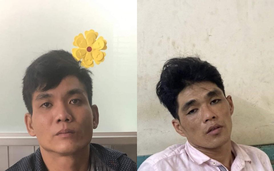 2 thanh niên tông vào xe máy 2 cô gái rồi kề dao, bóp cổ cướp tài sản ở Sài Gòn