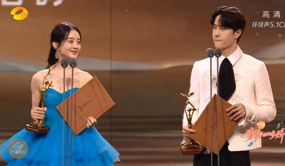 Kim Ưng 2020: Đôi Hữu Phỉ ẵm giải bình chọn, Đồng Dao gây ồn ào vì phận nữ phụ mà lên ngôi Thị Hậu - ảnh 1