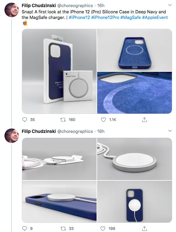 Combo hút máu với sạc MagSafe và ốp silicone mới cho iPhone 12 của Apple bị cư dân mạng chê tới, chê tấp - ảnh 1