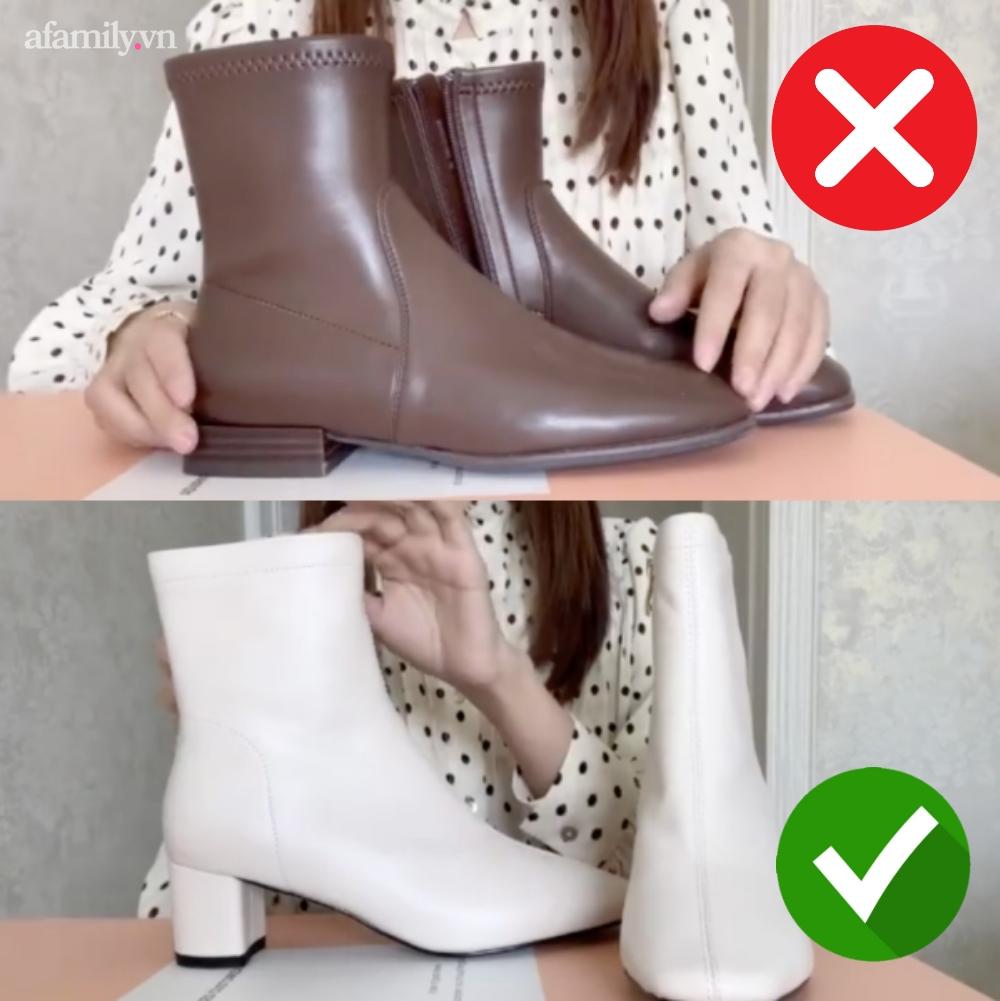 Vào mùa diện boots, lưu ý thêm chi tiết này để đôi nào cũng là bảo bối hack dáng - Ảnh 1.