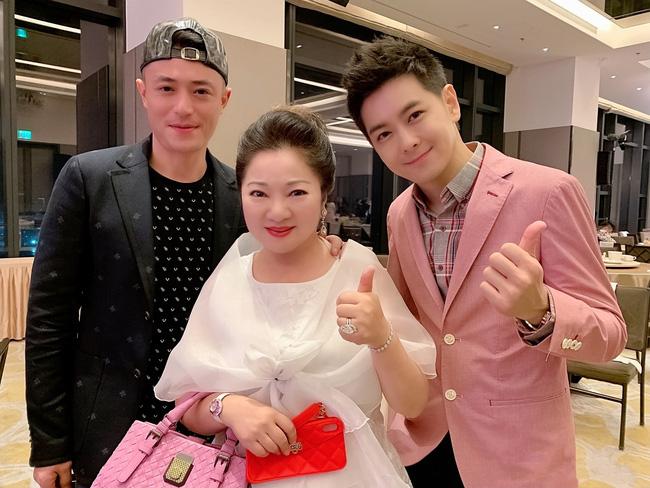 Lâm Tâm Như lên tiếng về chuyện tình cũ Lâm Chí Dĩnh và ông xã Hoắc Kiến Hoa chơi thân với nhau - ảnh 3