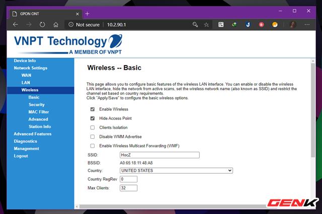 Cách ẩn luôn tên Wi-Fi để khỏi có ai dùng chùa mạng Internet của bạn - ảnh 4