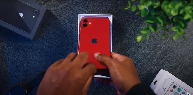 Cận cảnh iPhone 11 date mới với hộp siêu mỏng, bỏ củ sạc và tai nghe - ảnh 7