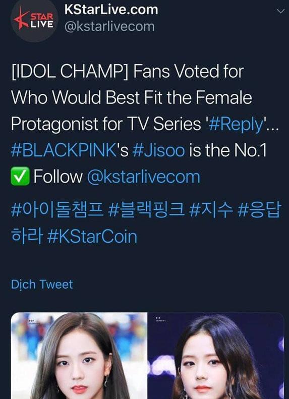Cú lừa câu like của phim Hàn: Son Ye Jin - Song Hye Kyo bị lợi dụng tên tuổi, Jiyeon - Jisoo trở thành mồi nhử khiến fan nội chiến - Ảnh 7.