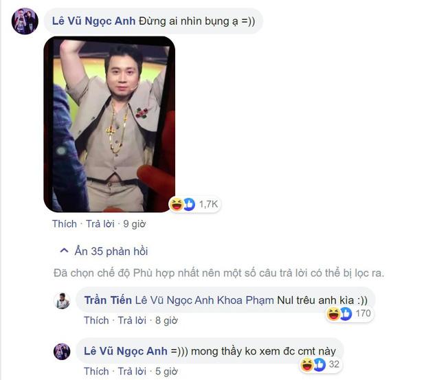 Karik bất ngờ đăng trạng thái lạ rồi xoá sau 5 phút, có lẽ nào liên quan đến bức ảnh lộ mỡ tại Rap Việt? - ảnh 2