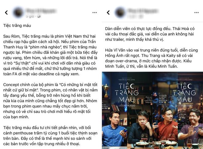 Netizen review nóng Tiệc Trăng Máu: Bom tấn Việt tròn trịa nhất năm, phim hay ăn đứt bản Hàn nha! - ảnh 8