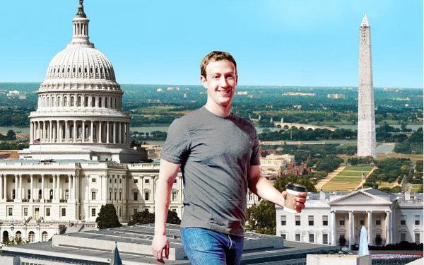 CEO Facebook đã dần trở thành nhân vật ảnh hưởng rất lớn đến chính trường Mỹ như thế nào? - ảnh 1