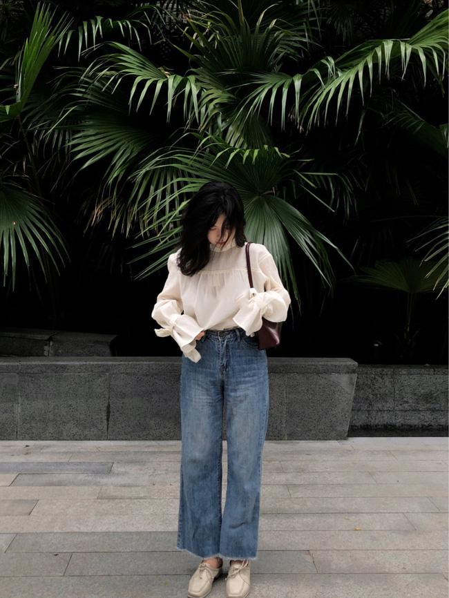 Street style châu Á: Hội chị em lên đồ đẹp hút mắt, toàn blazer và cardigan nhưng nhìn sang hết nấc - ảnh 14