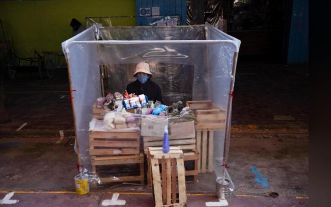 Số ca nhiễm COVID-19 tại Argentina tăng mạnh - ảnh 1