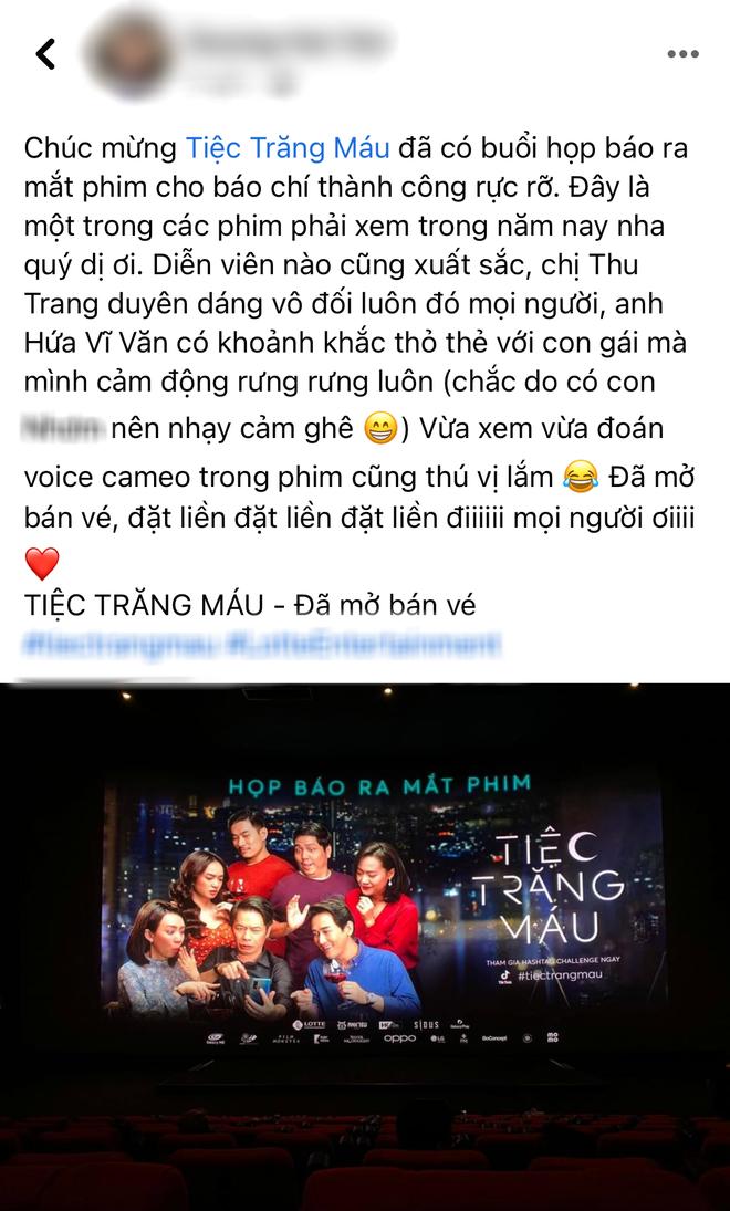 Netizen review nóng Tiệc Trăng Máu: Bom tấn Việt tròn trịa nhất năm, phim hay ăn đứt bản Hàn nha! - ảnh 9