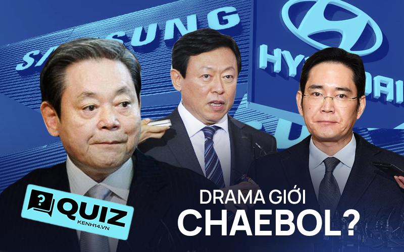"""Quiz nhanh: Tìm hiểu """"thâm cung bí sử"""" giới chaebol công nghệ xứ Hàn?"""