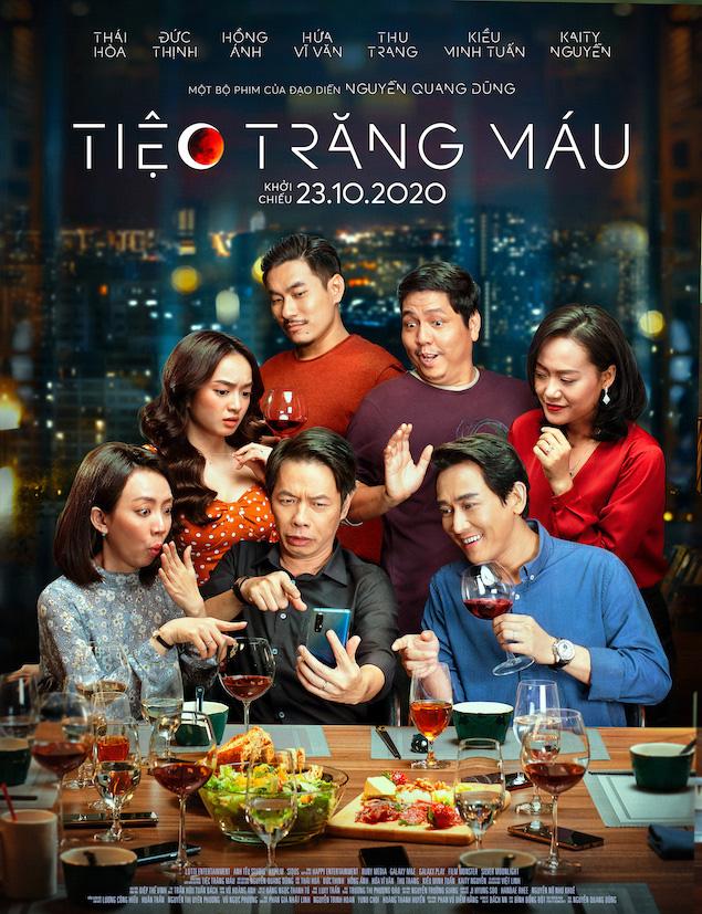 Netizen review nóng Tiệc Trăng Máu: Bom tấn Việt tròn trịa nhất năm, phim hay ăn đứt bản Hàn nha! - ảnh 1