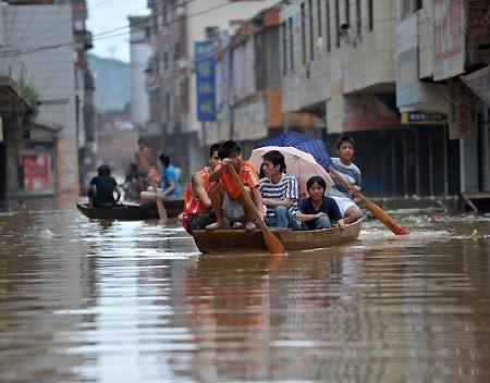 Việt Nam, Trung Quốc rồi Campuchia: Tại sao câu chuyện lũ lụt tại các quốc gia châu Á đang ngày càng trầm trọng? - ảnh 6
