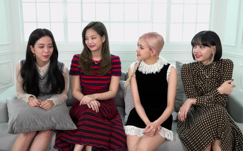 BLACKPINK giao lưu trên talkshow Mỹ: Jisoo tự tin hơn dù chỉ được hỏi đúng 1 câu tiếng Anh