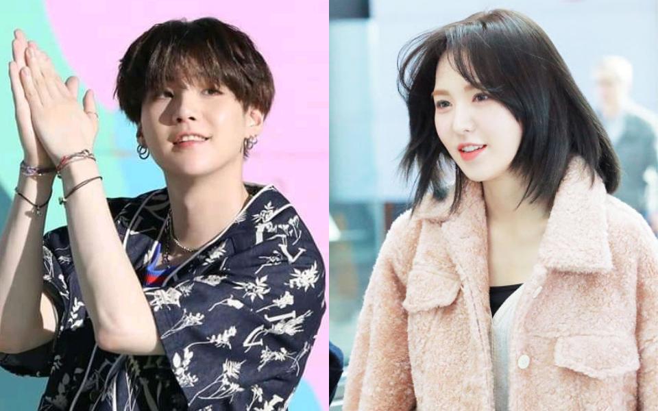 Wendy và Suga ngẫu hứng cover Dynamite của BTS cùng thời điểm khiến dân tình dậy sóng, phải chăng là thính collab?