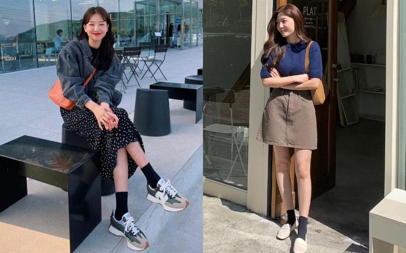"""Ghim 5 công thức mix váy + giày này, style của các nàng sẽ """"một bước lên tiên"""""""